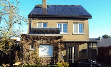 Beernem - Sunrise - 4,94 kWp