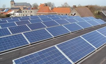 Oudenaarde - Sunrise - 13 kWp