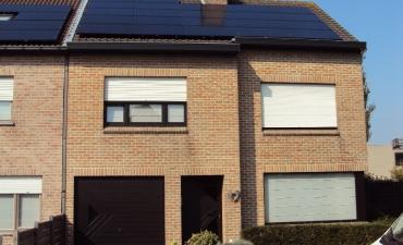 Aalter - Sunrise - 5,72 kWp