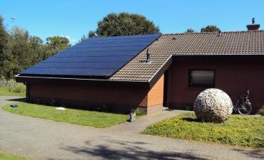 Aalter - Sunrise - 8,32 kWp